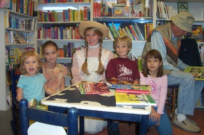 Anne of Green Gables Storytime