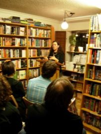 Alexandra Enders at The King's English Bookshop