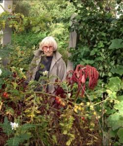 Wendy in Chelsea Physic Garden-1